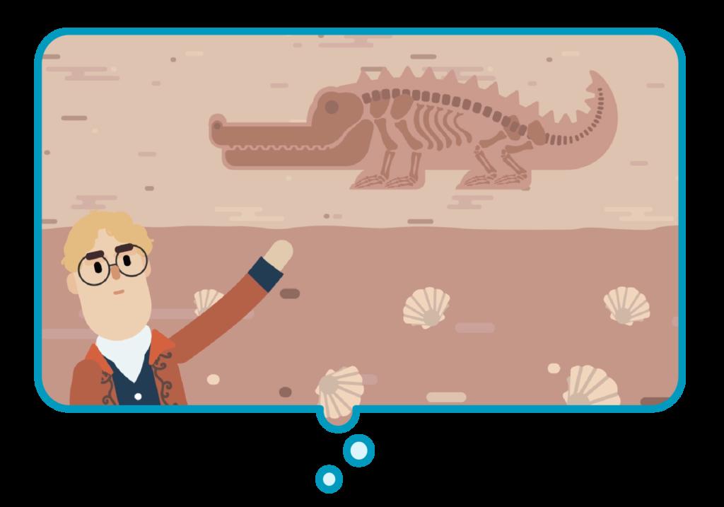 使用生動的動畫解釋科學知識原理