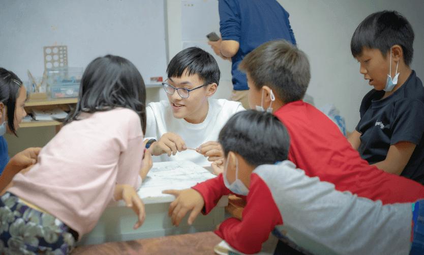 嘗試使用LIS的教材於課堂上,讓孩子愛上自然科學課